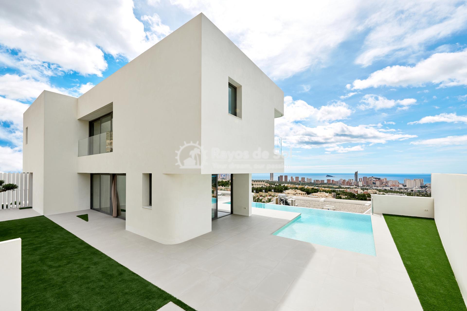 Stunning villa  in Finestrat, Costa Blanca (Miramar Alpha) - 4