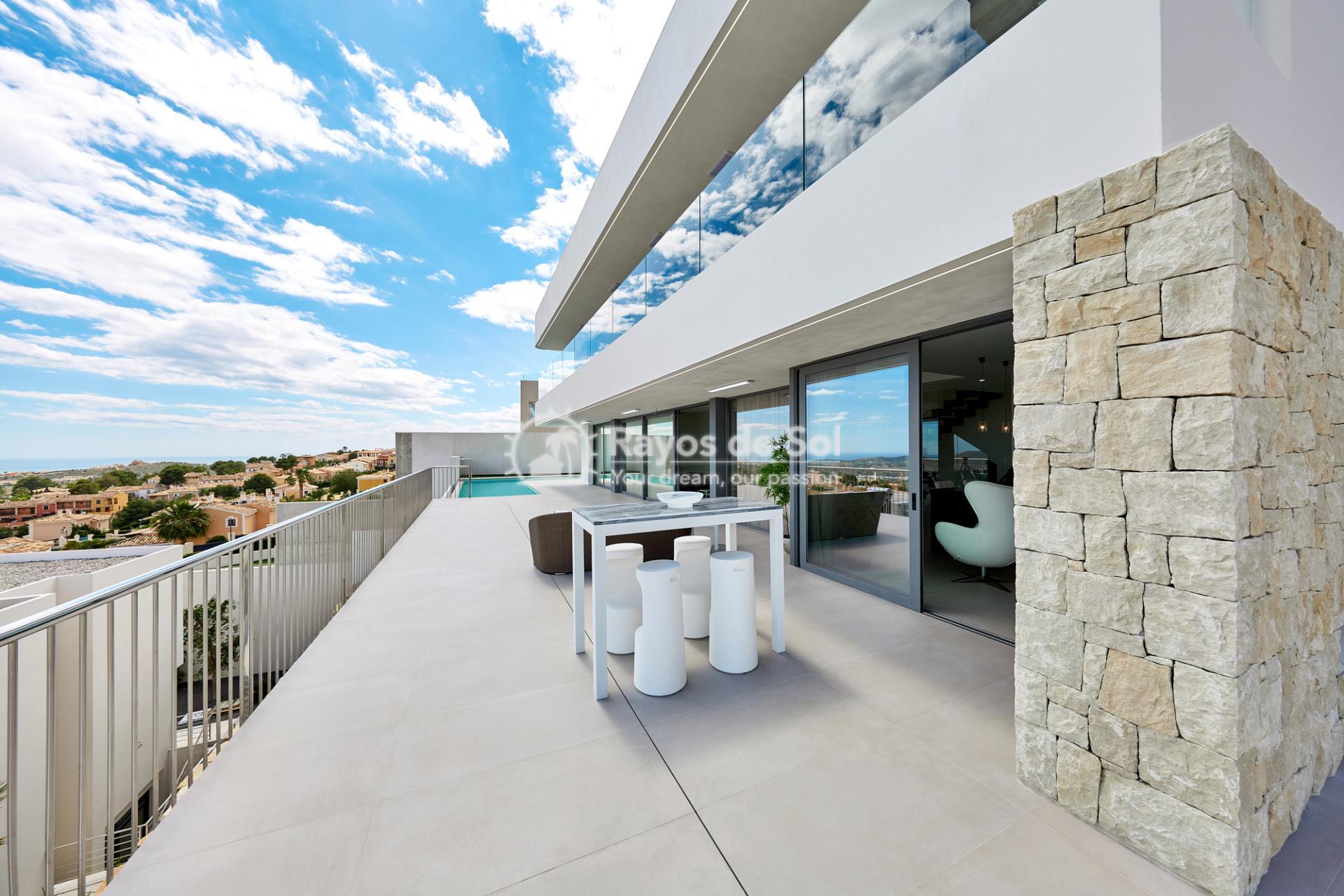 Stunning villa  in Finestrat, Costa Blanca (Miramar Alpha) - 36
