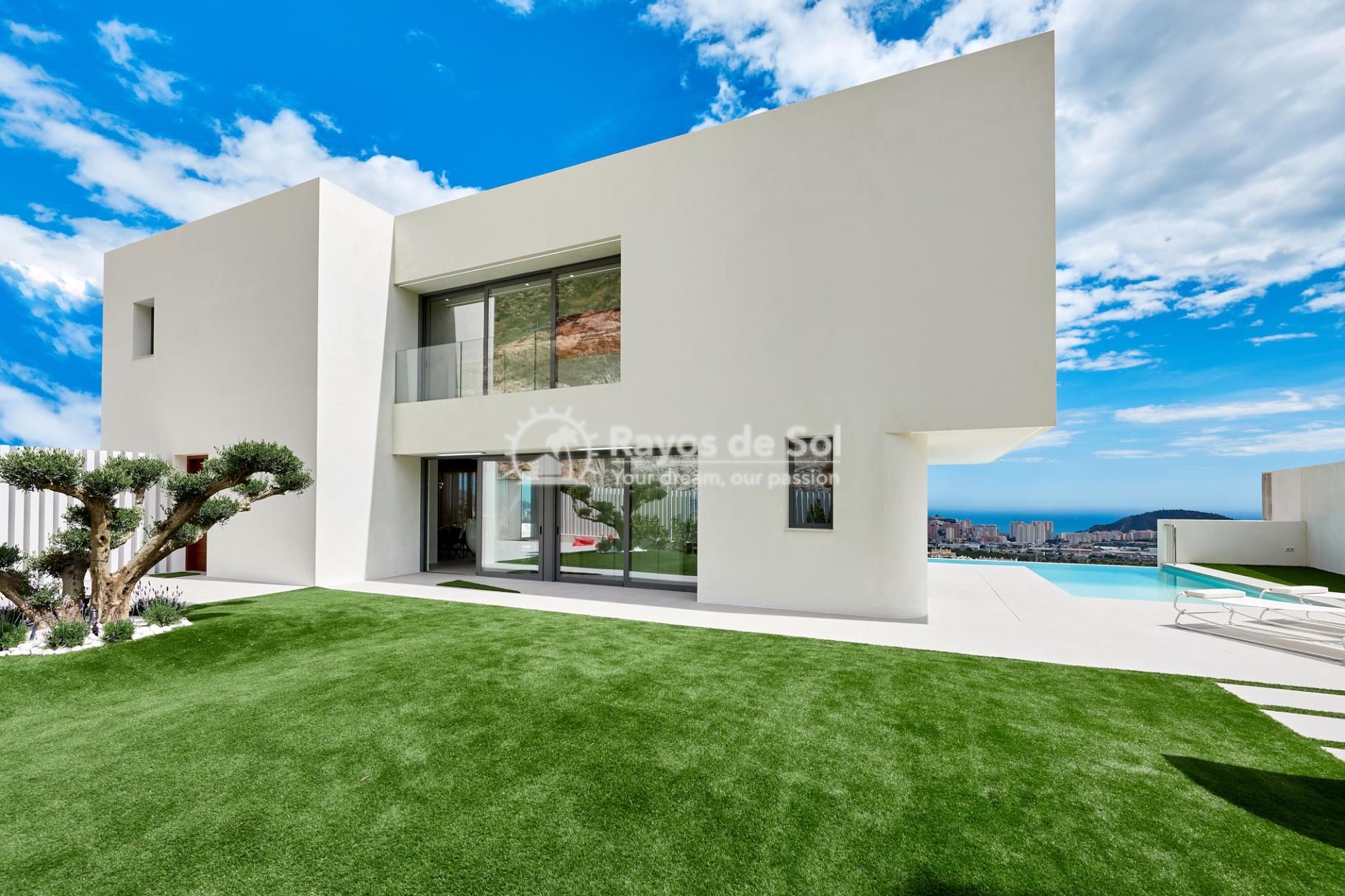Stunning villa  in Finestrat, Costa Blanca (Miramar Alpha) - 38