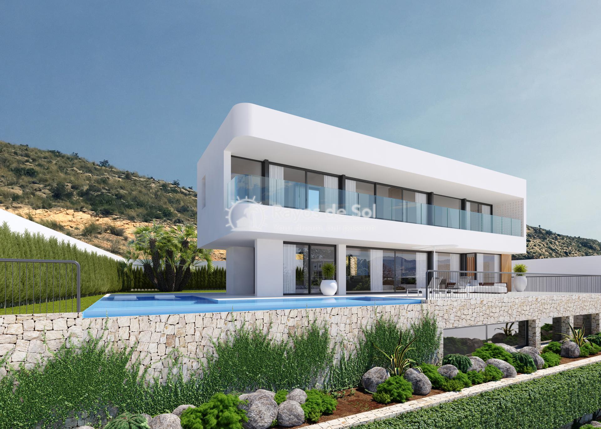 Stunning villa  in Finestrat, Costa Blanca (Miramar Alpha) - 39
