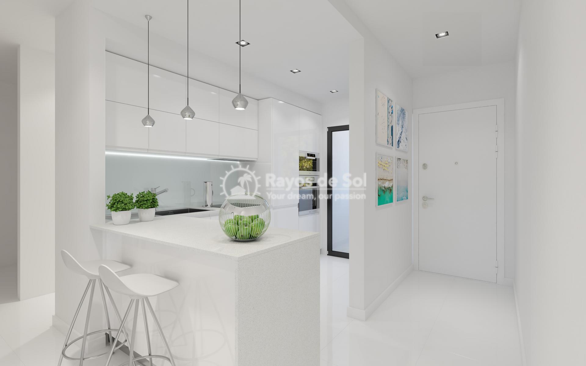 Apartment with seaviews  in Santa Pola, Costa Blanca (Aura apt2d) - 3