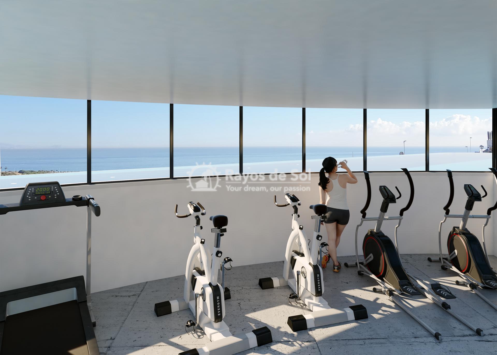 Apartment with seaviews  in Santa Pola, Costa Blanca (Aura apt2d) - 10