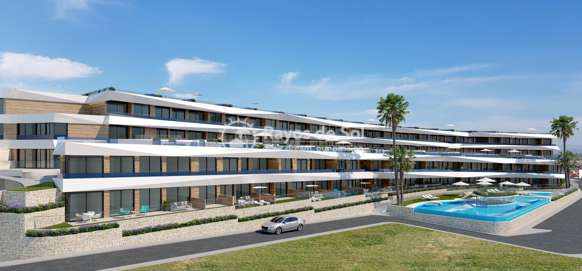 Apartment with seaviews  in Santa Pola, Costa Blanca (Aura apt2d) - 11