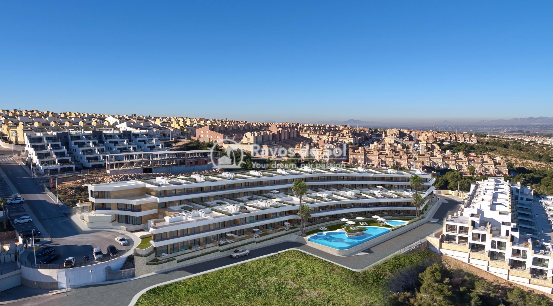 Apartment with seaviews  in Santa Pola, Costa Blanca (Aura apt2d) - 12