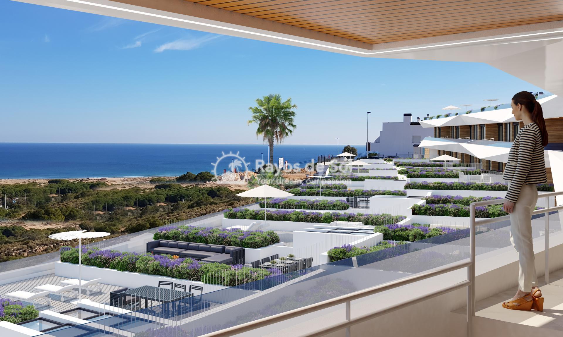 Apartment with seaviews  in Santa Pola, Costa Blanca (Aura apt2d) - 13