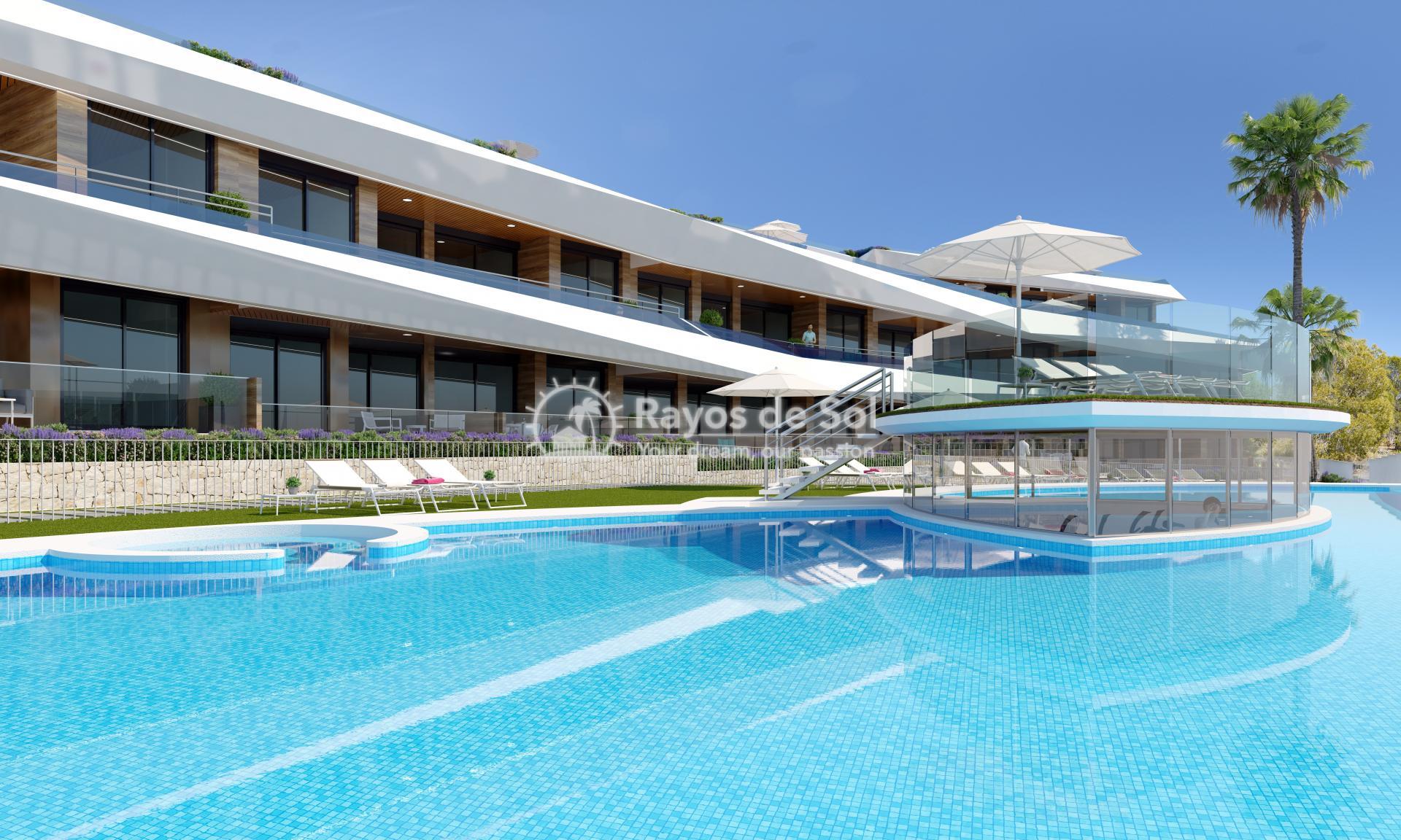Apartment with seaviews  in Santa Pola, Costa Blanca (Aura apt2d) - 1