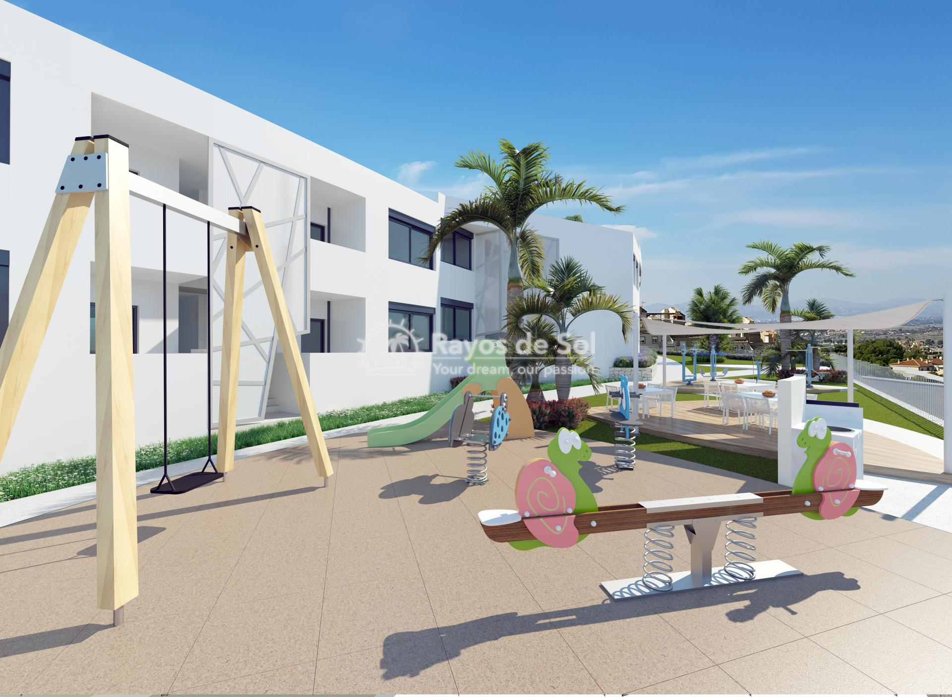 Apartment with seaviews  in Santa Pola, Costa Blanca (Aura apt2d) - 9