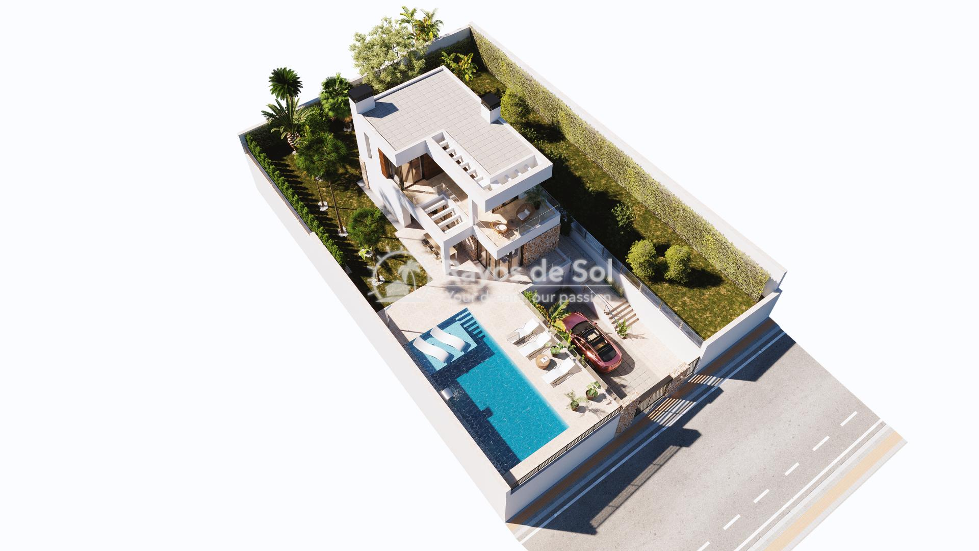 Detached villa  in Finestrat, Costa Blanca (Finestrat hills villa) - 14