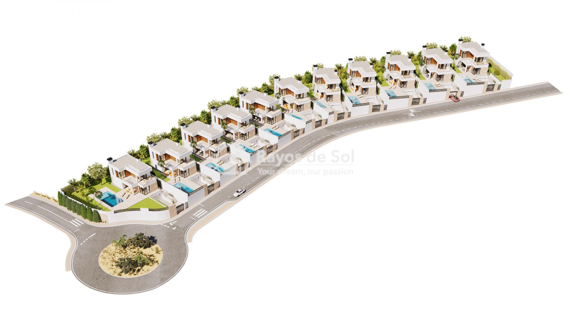 Detached villa  in Finestrat, Costa Blanca (Finestrat hills villa) - 15