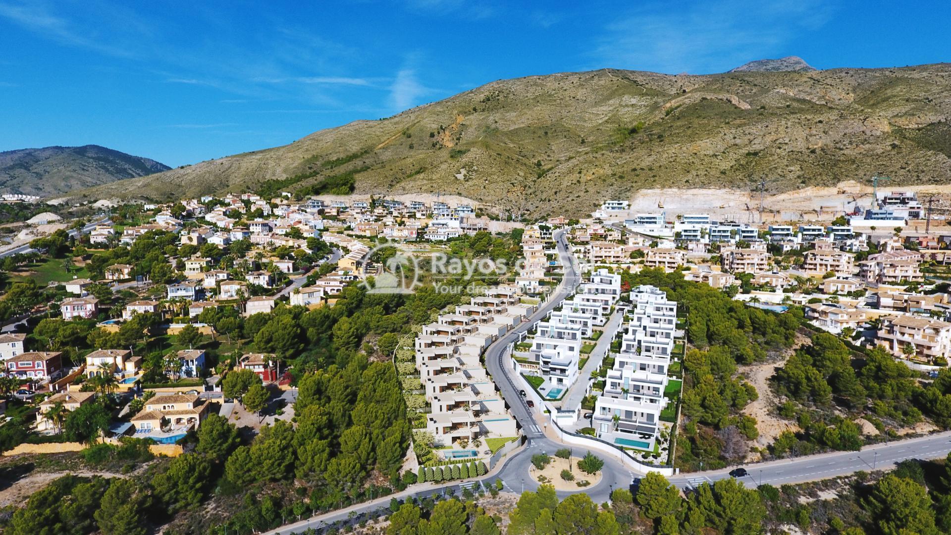 Detached villa  in Finestrat, Costa Blanca (Finestrat hills villa) - 16