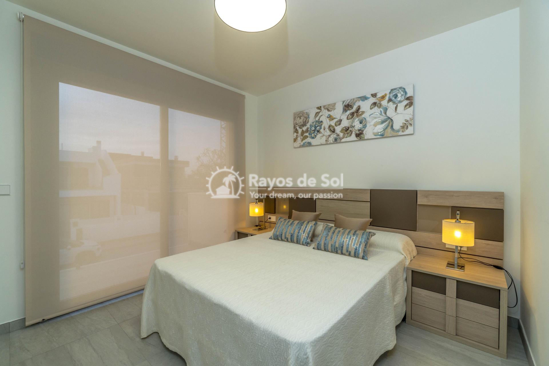 Detached villa  in San Pedro del Pinatar, Costa Cálida (Abedul villas) - 13