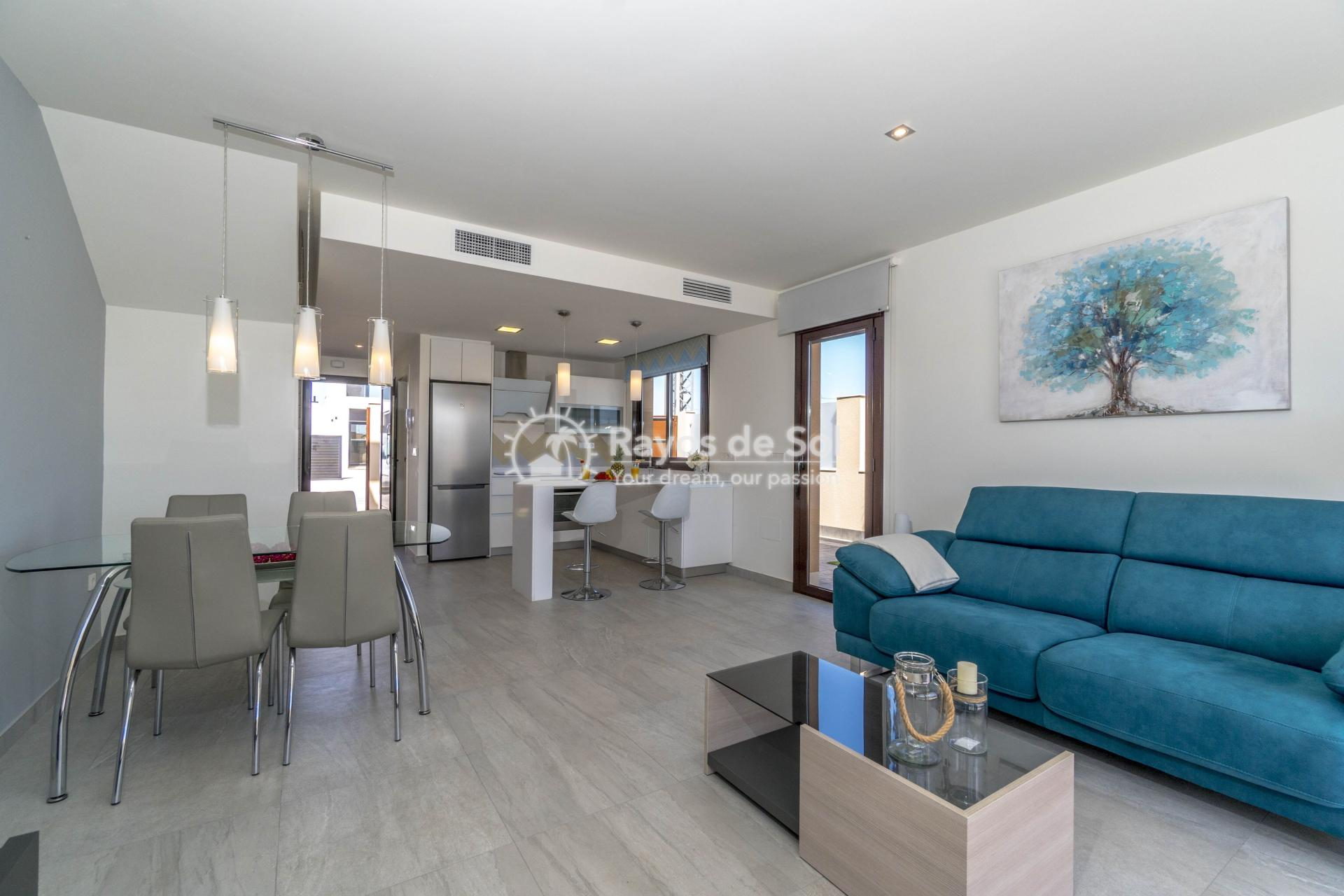 Detached villa  in San Pedro del Pinatar, Costa Cálida (Abedul villas) - 3