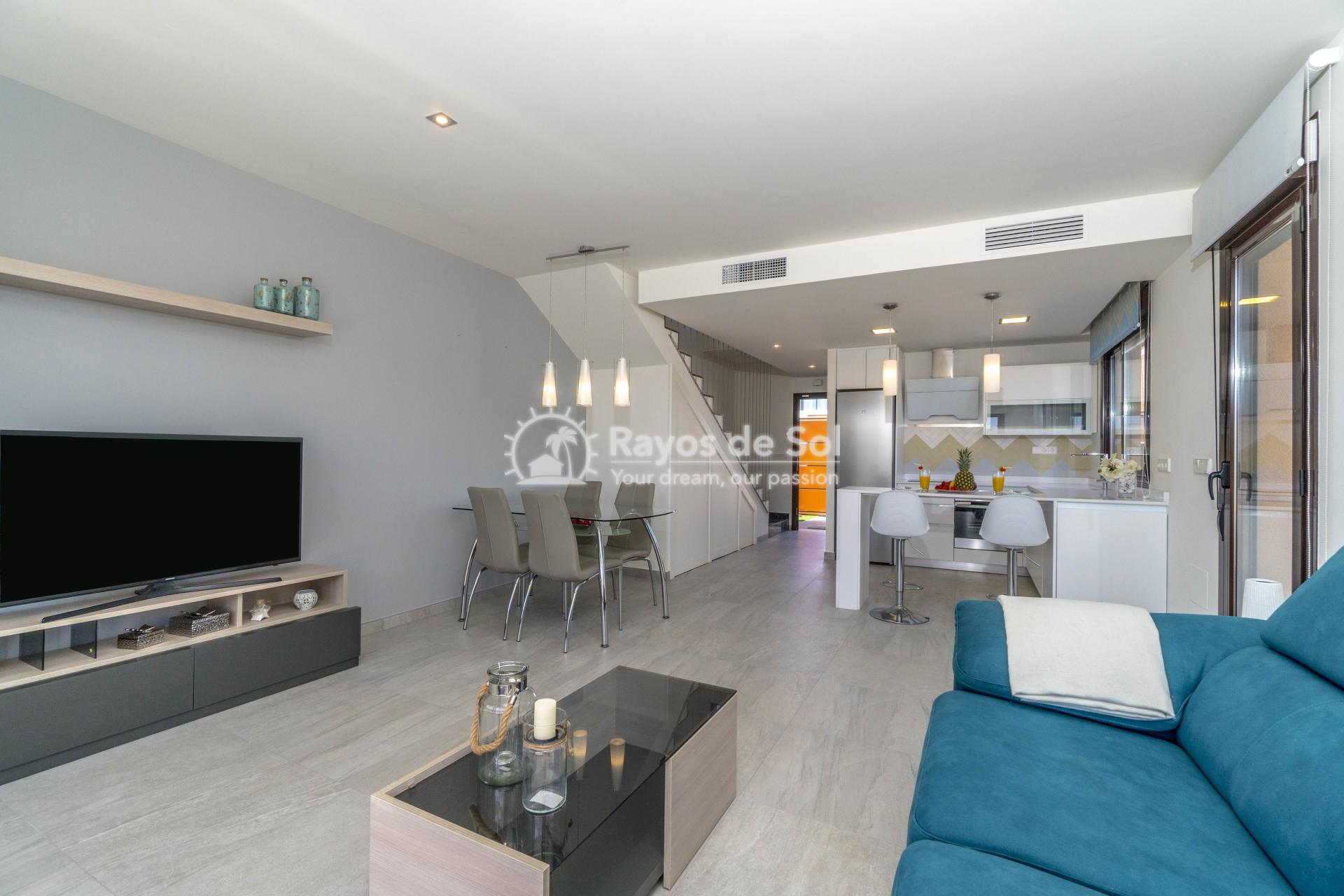 Detached villa  in San Pedro del Pinatar, Costa Cálida (Abedul villas) - 4
