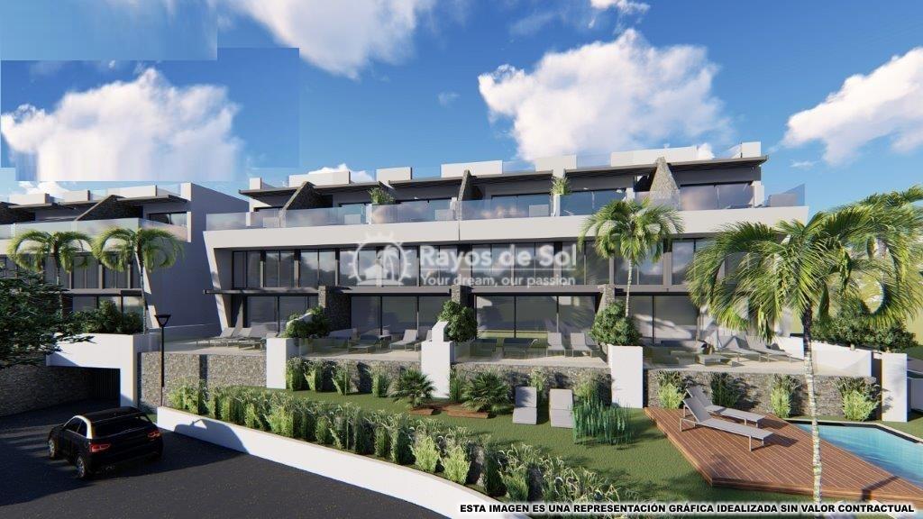 Apartment ground floor  in Guardamar del Segura, Costa Blanca (Royalp Sea app) - 2