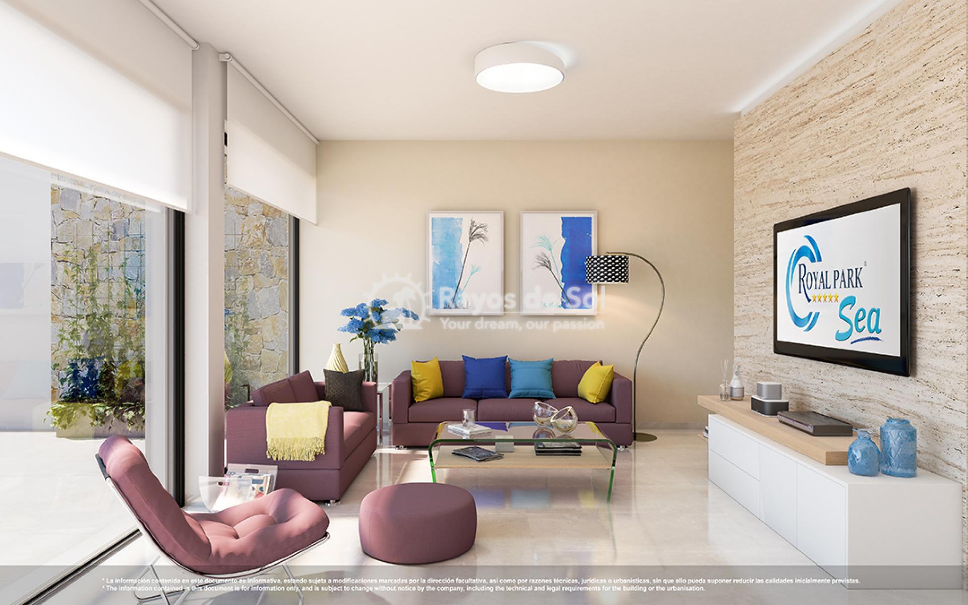 Apartment ground floor  in Guardamar del Segura, Costa Blanca (Royalp Sea app) - 4