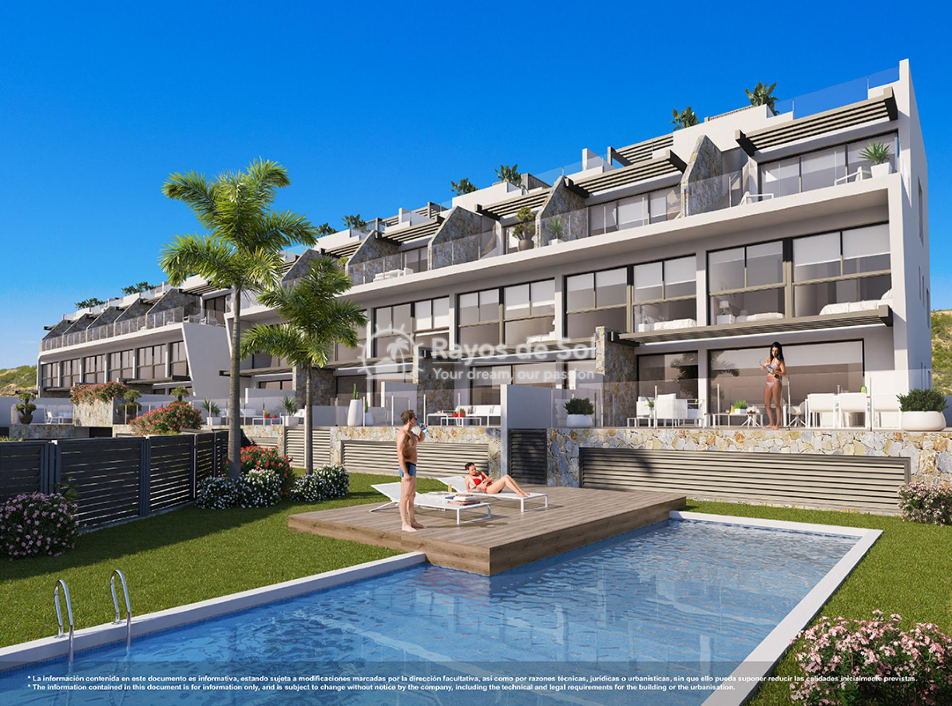 Apartment ground floor  in Guardamar del Segura, Costa Blanca (Royalp Sea app) - 1