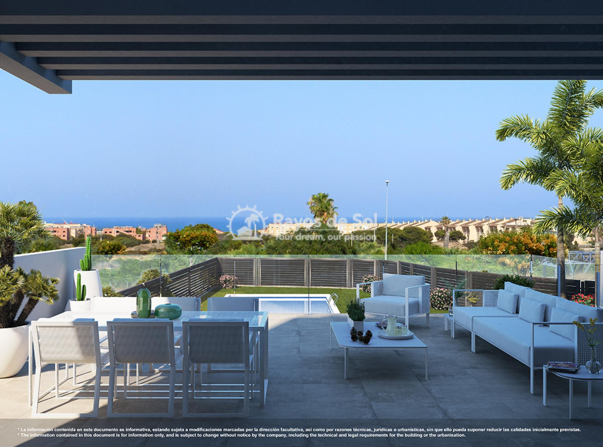 Apartment ground floor  in Guardamar del Segura, Costa Blanca (Royalp Sea app) - 8
