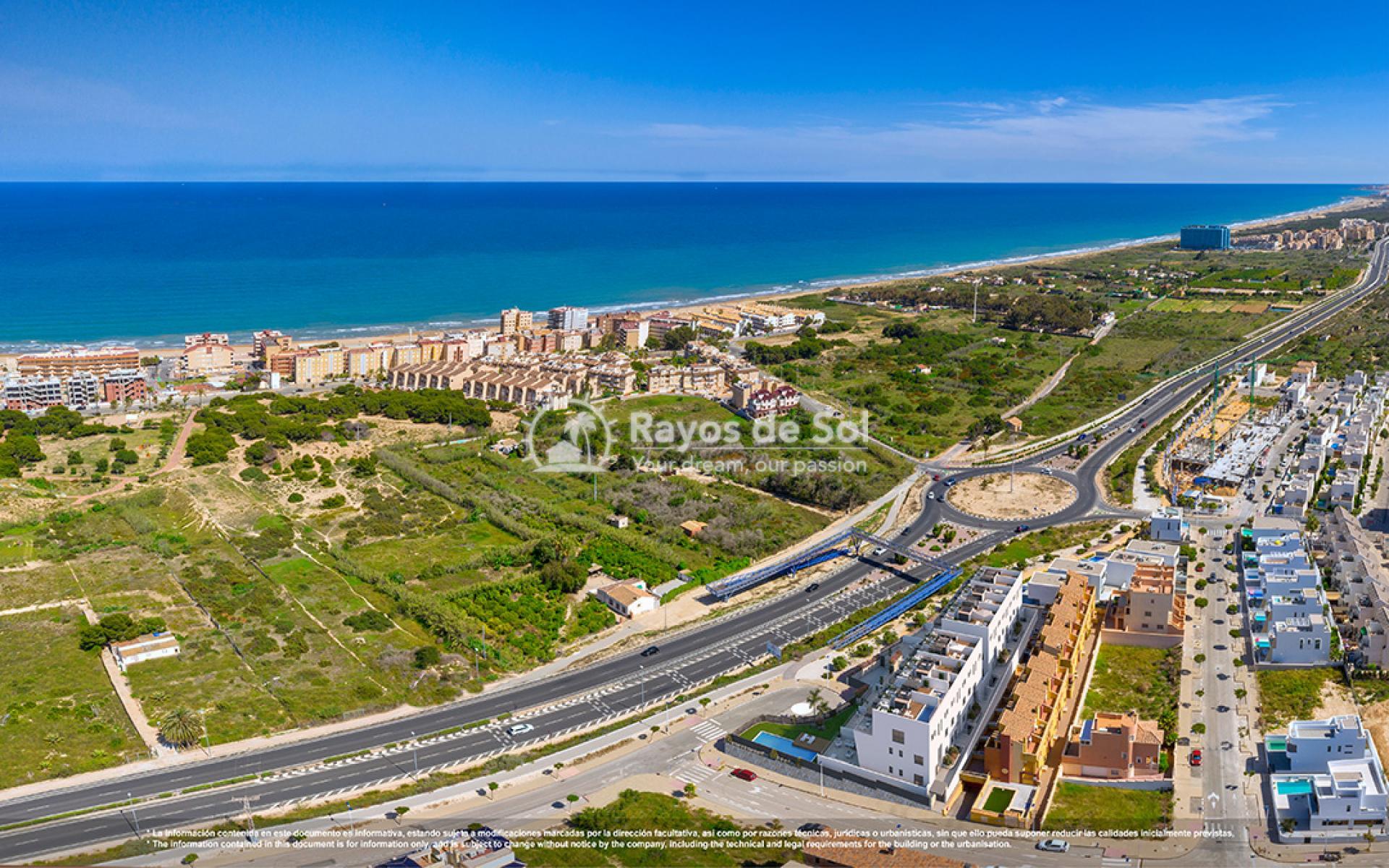Apartment ground floor  in Guardamar del Segura, Costa Blanca (Royalp Sea app) - 11