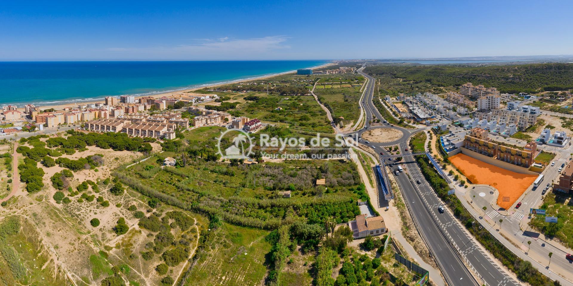 Apartment ground floor  in Guardamar del Segura, Costa Blanca (Royalp Sea app) - 13