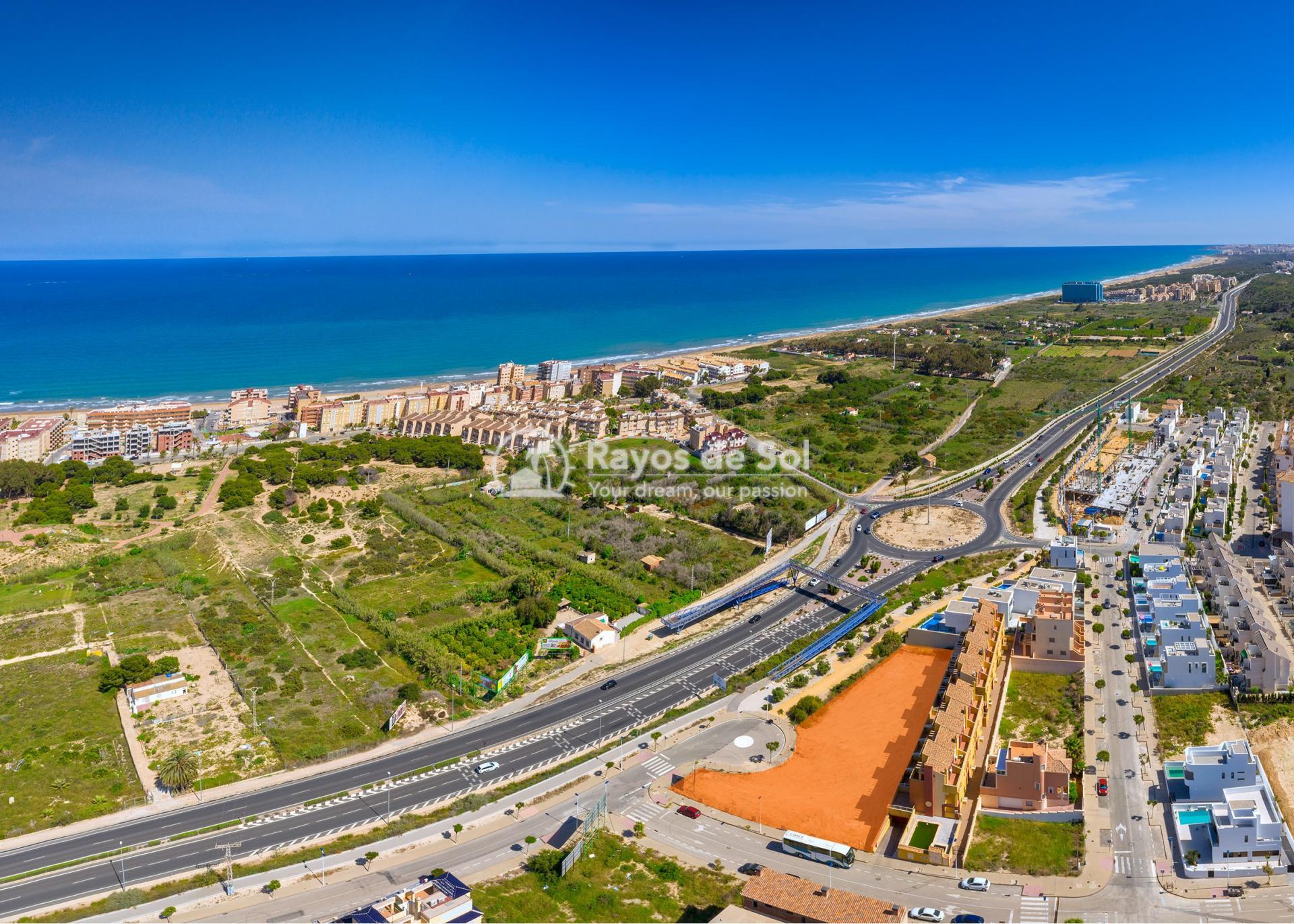Apartment ground floor  in Guardamar del Segura, Costa Blanca (Royalp Sea app) - 16