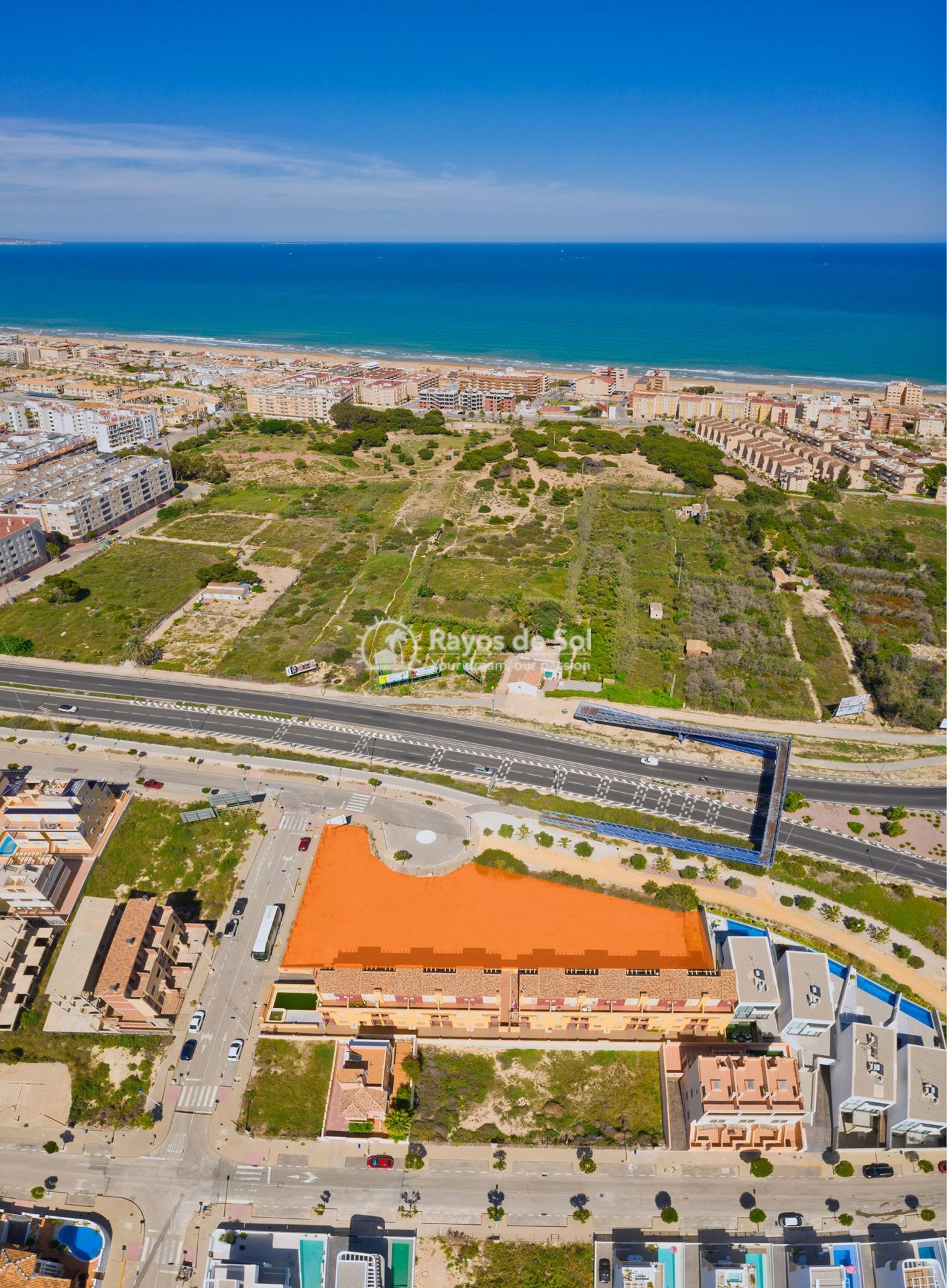 Apartment ground floor  in Guardamar del Segura, Costa Blanca (Royalp Sea app) - 17