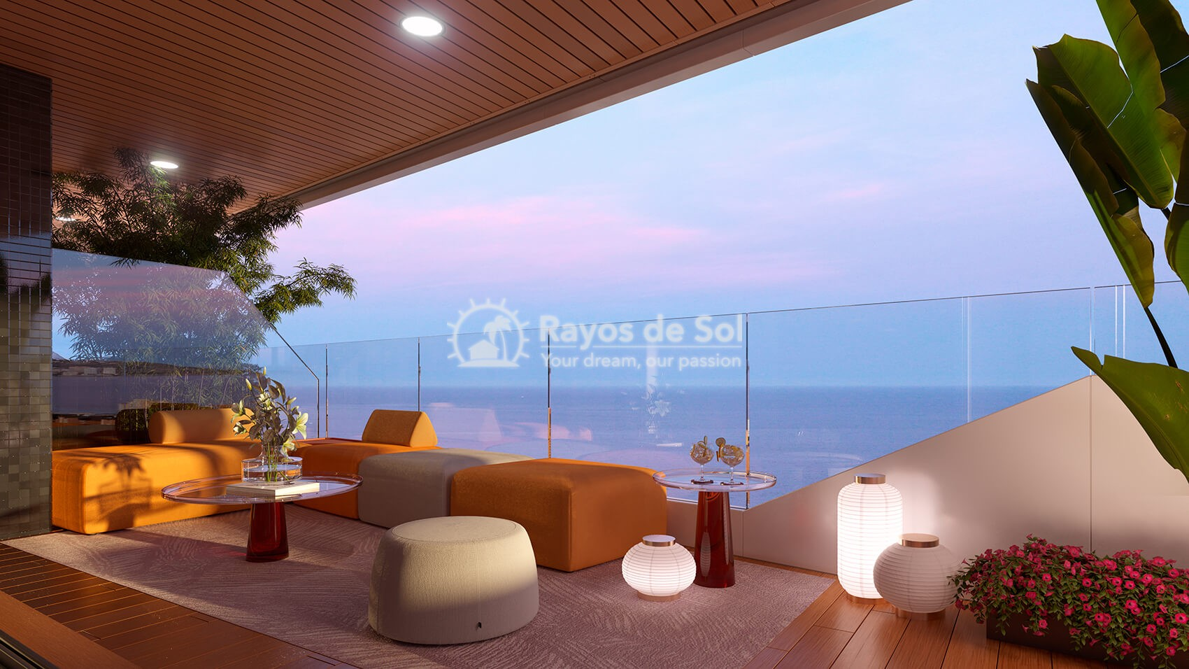 Penthouse with views  in Benidorm, Costa Blanca (Benidormb 33e) - 3