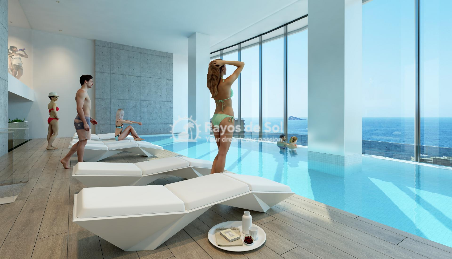 Penthouse with views  in Benidorm, Costa Blanca (Benidormb 33e) - 5