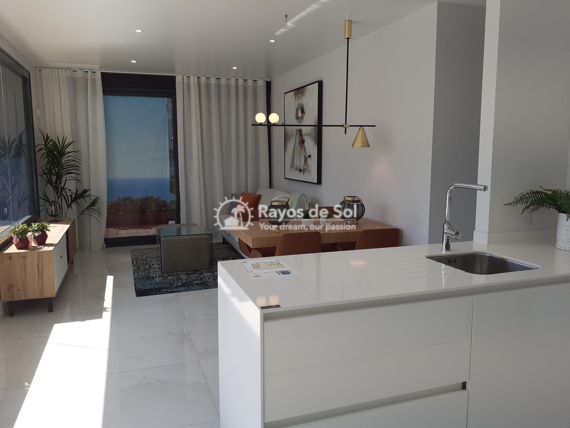 Penthouse with views  in Benidorm, Costa Blanca (Benidormb 33e) - 9