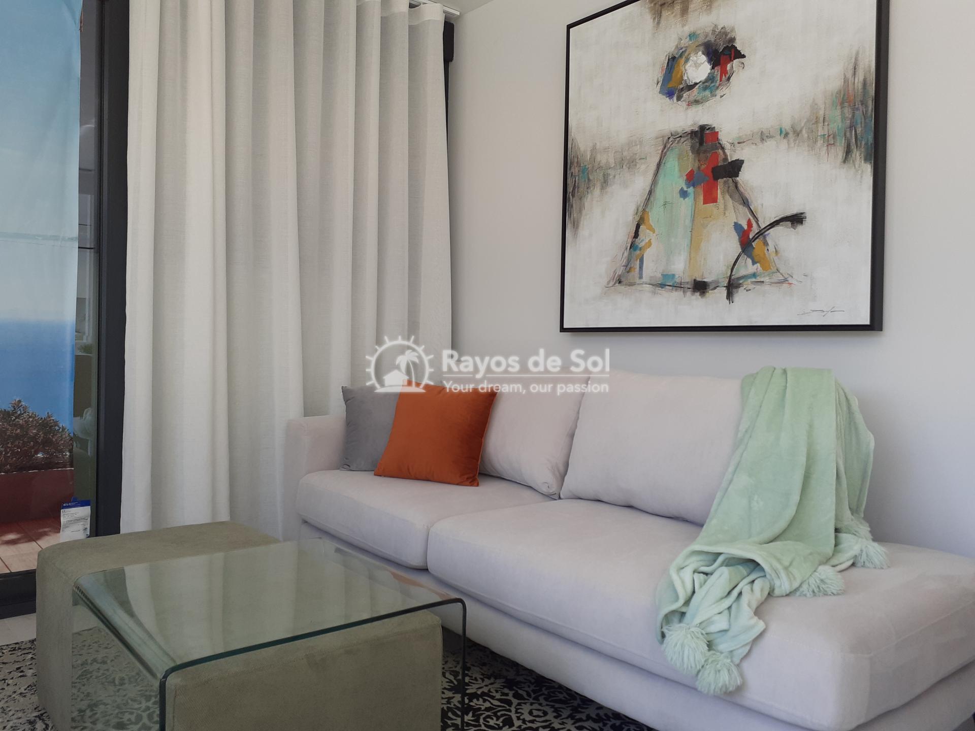 Penthouse with views  in Benidorm, Costa Blanca (Benidormb 33e) - 3