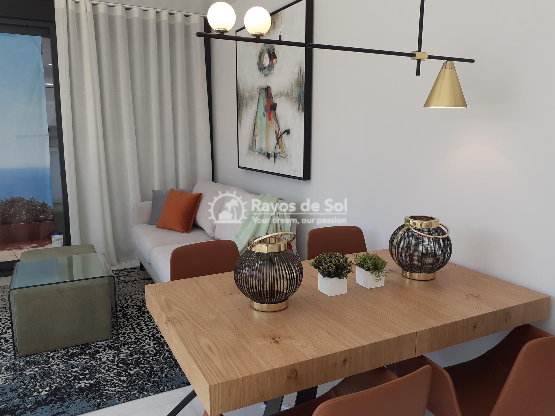 Penthouse with views  in Benidorm, Costa Blanca (Benidormb 33e) - 7