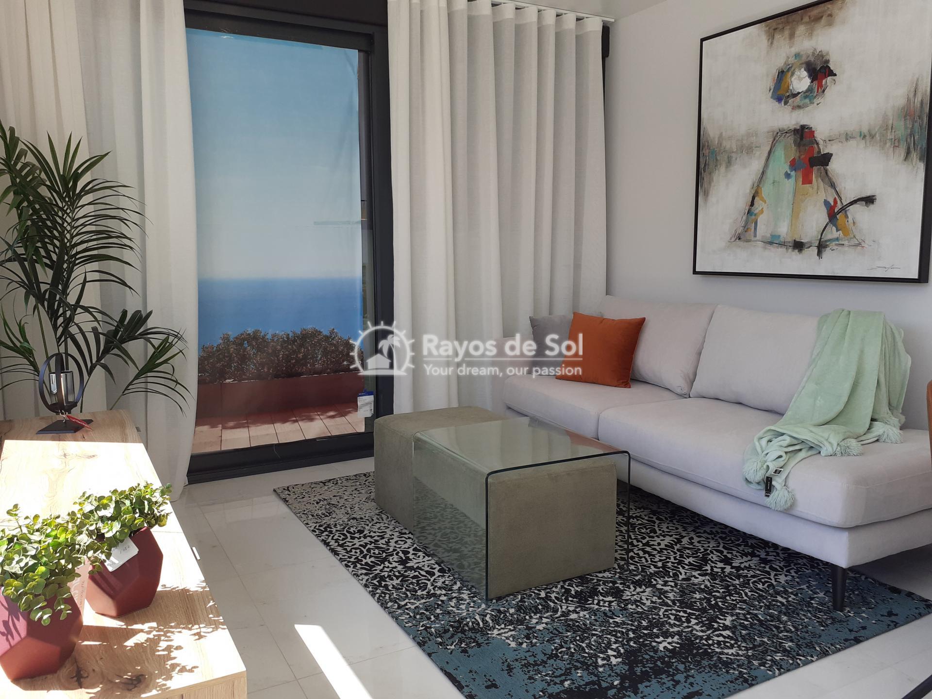 Penthouse with views  in Benidorm, Costa Blanca (Benidormb 33e) - 2