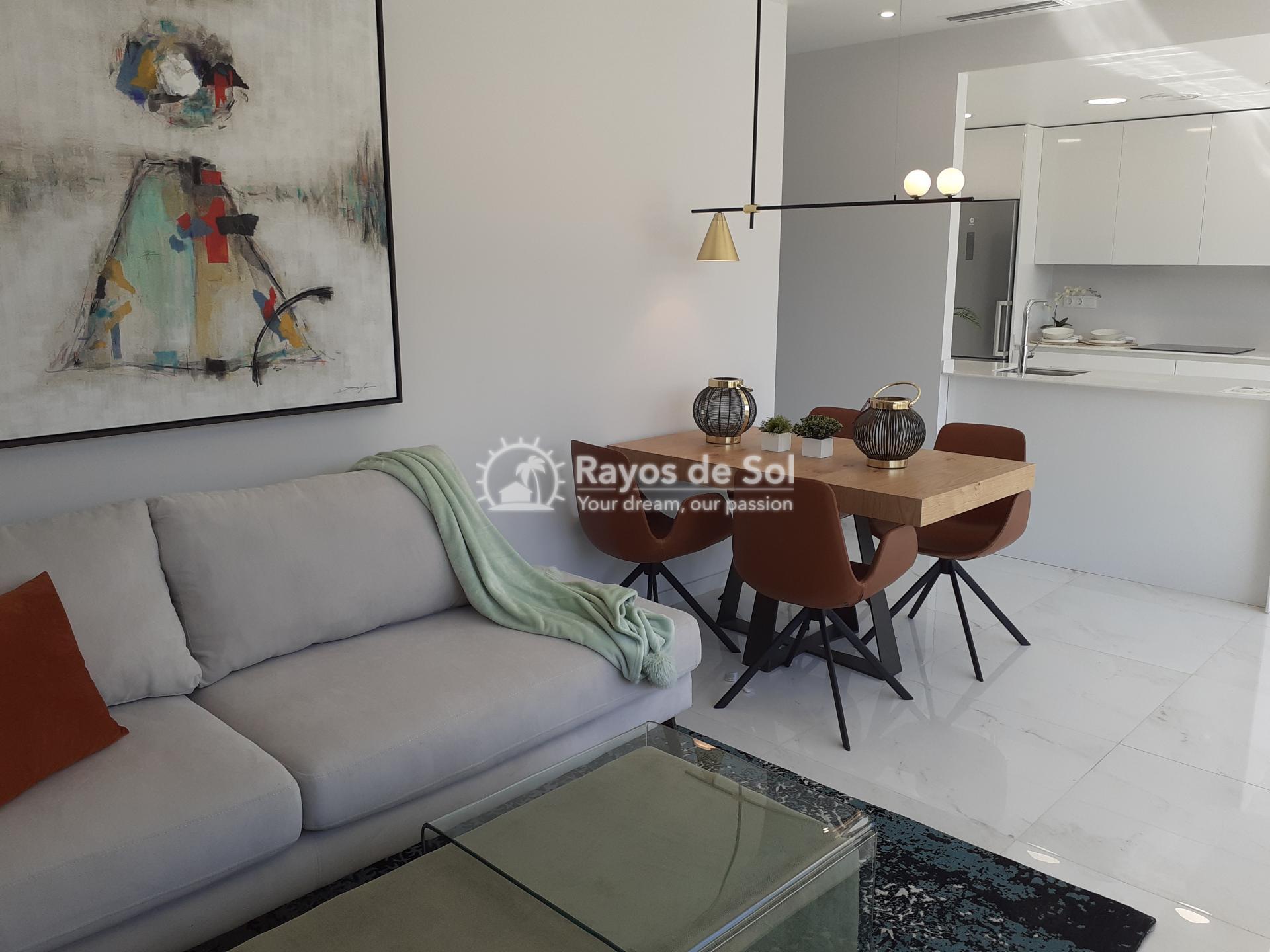 Penthouse with views  in Benidorm, Costa Blanca (Benidormb 33e) - 4