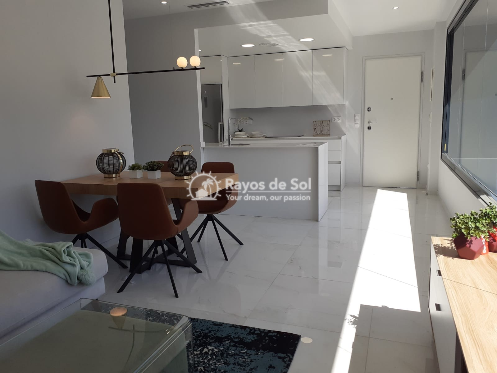 Stunning apartment  in Benidorm, Costa Blanca (Benidormb 33D) - 7