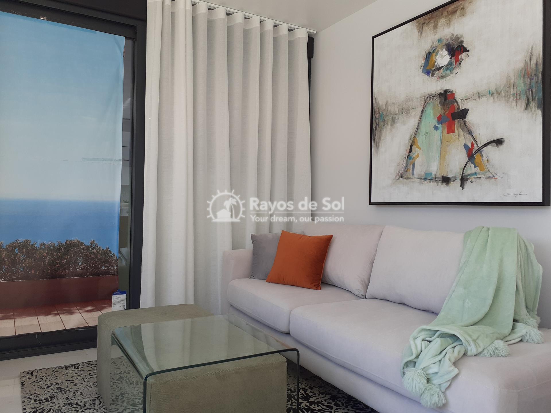 Penthouse 35th floor  in Benidorm, Costa Blanca (Benidormb 35F) - 4