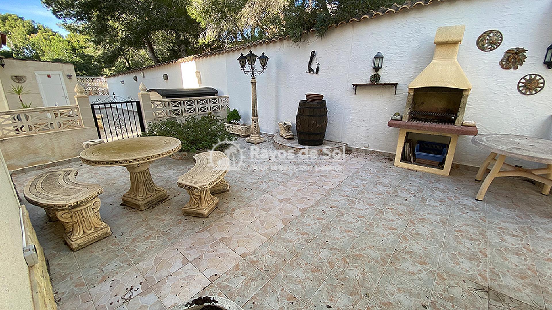 Villa  in Villamartin, Orihuela Costa, Costa Blanca (mp794) - 25