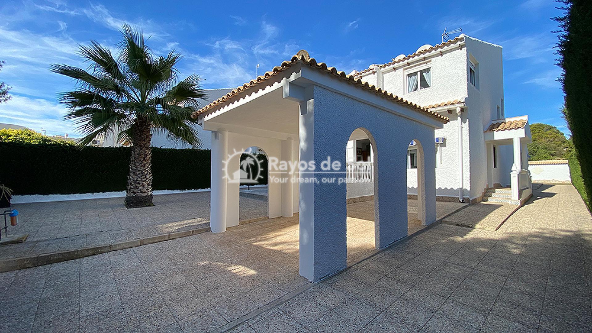 Villa  in La Zenia, Orihuela Costa, Costa Blanca (mp795) - 1