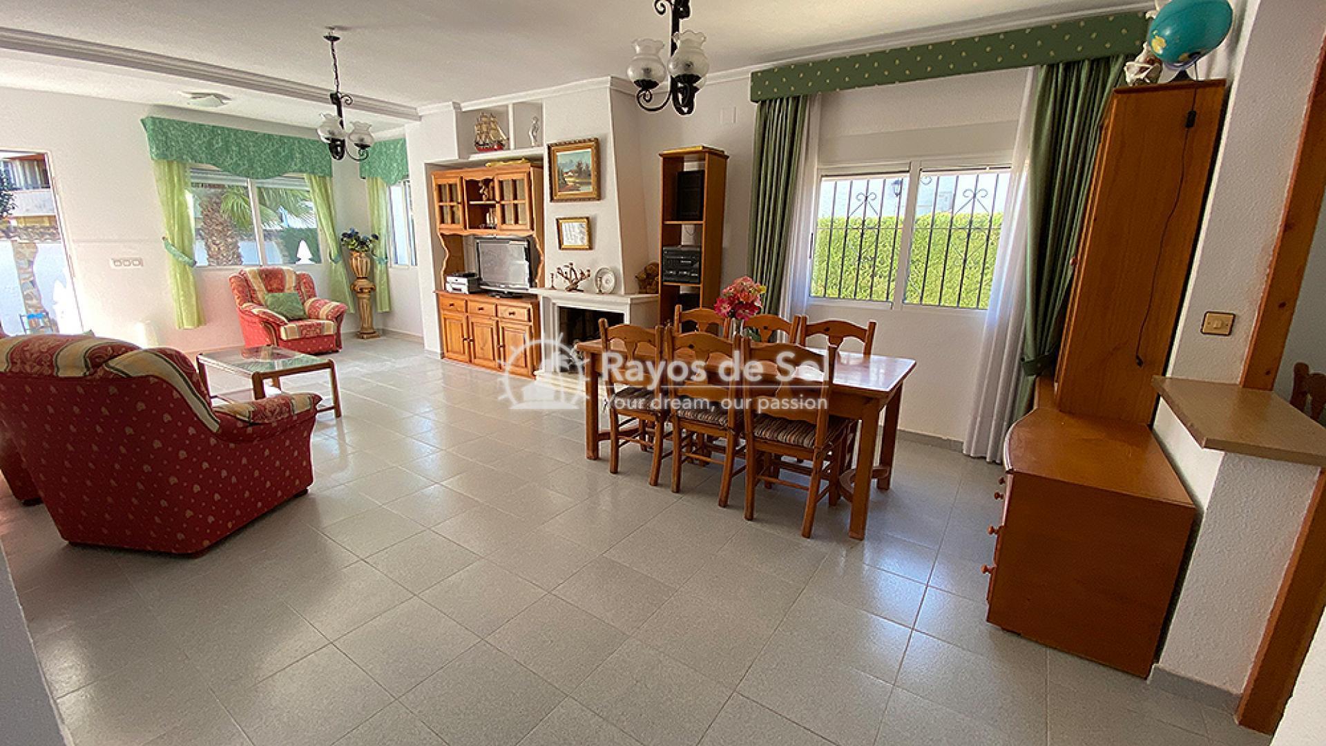Villa  in La Zenia, Orihuela Costa, Costa Blanca (mp795) - 9