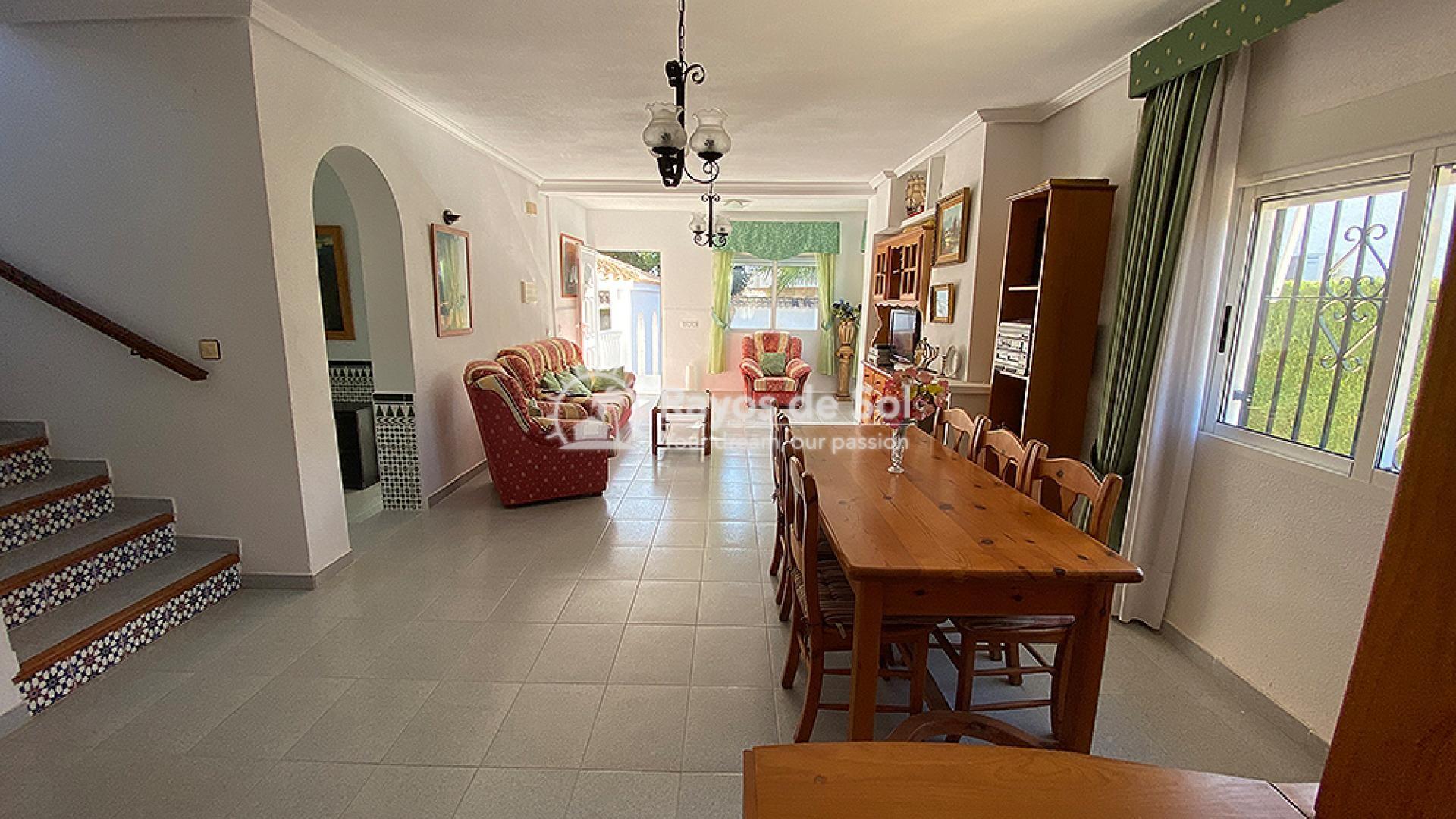 Villa  in La Zenia, Orihuela Costa, Costa Blanca (mp795) - 11