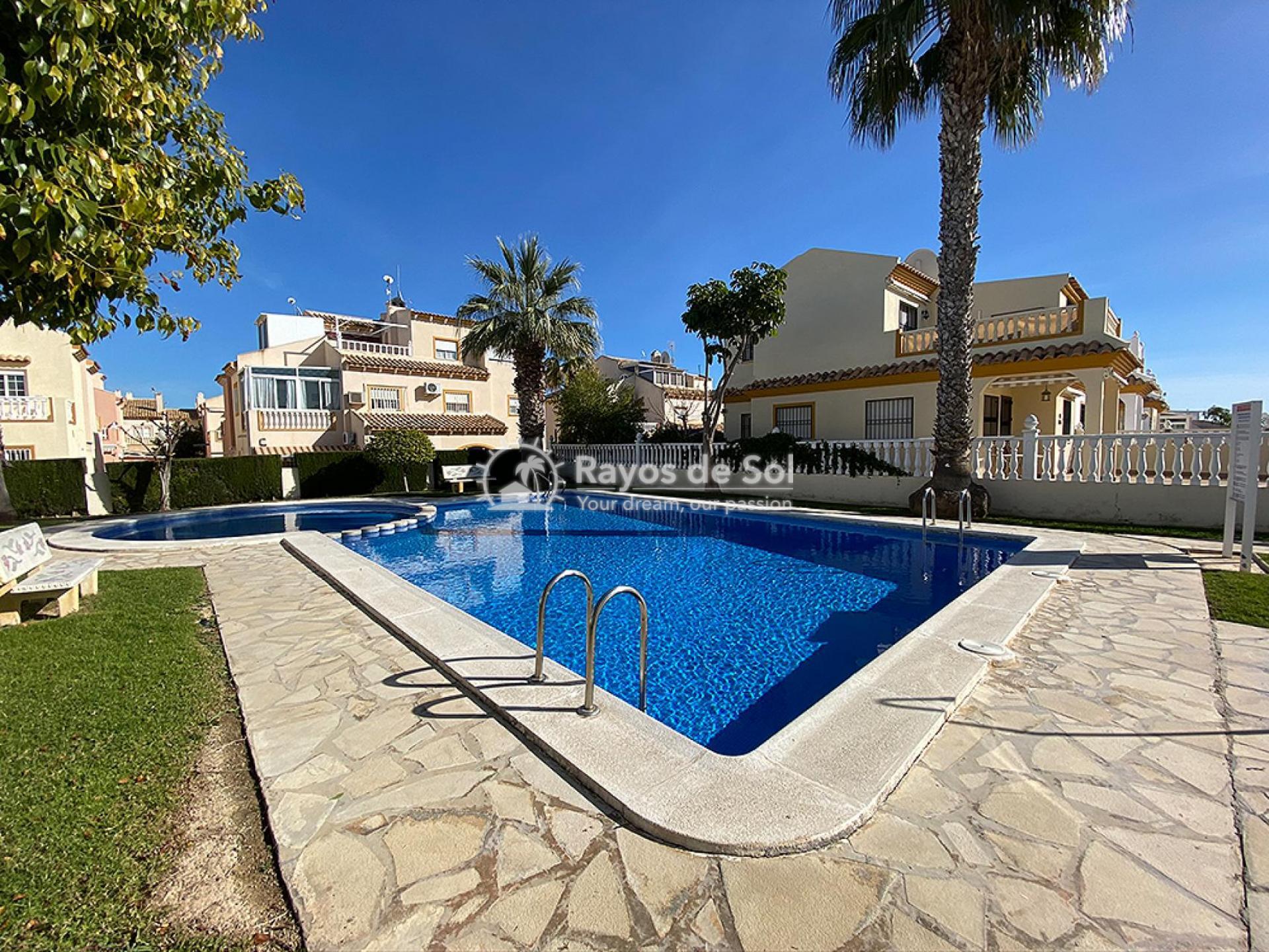 House  in Playa Flamenca, Orihuela Costa, Costa Blanca (mp597) - 1
