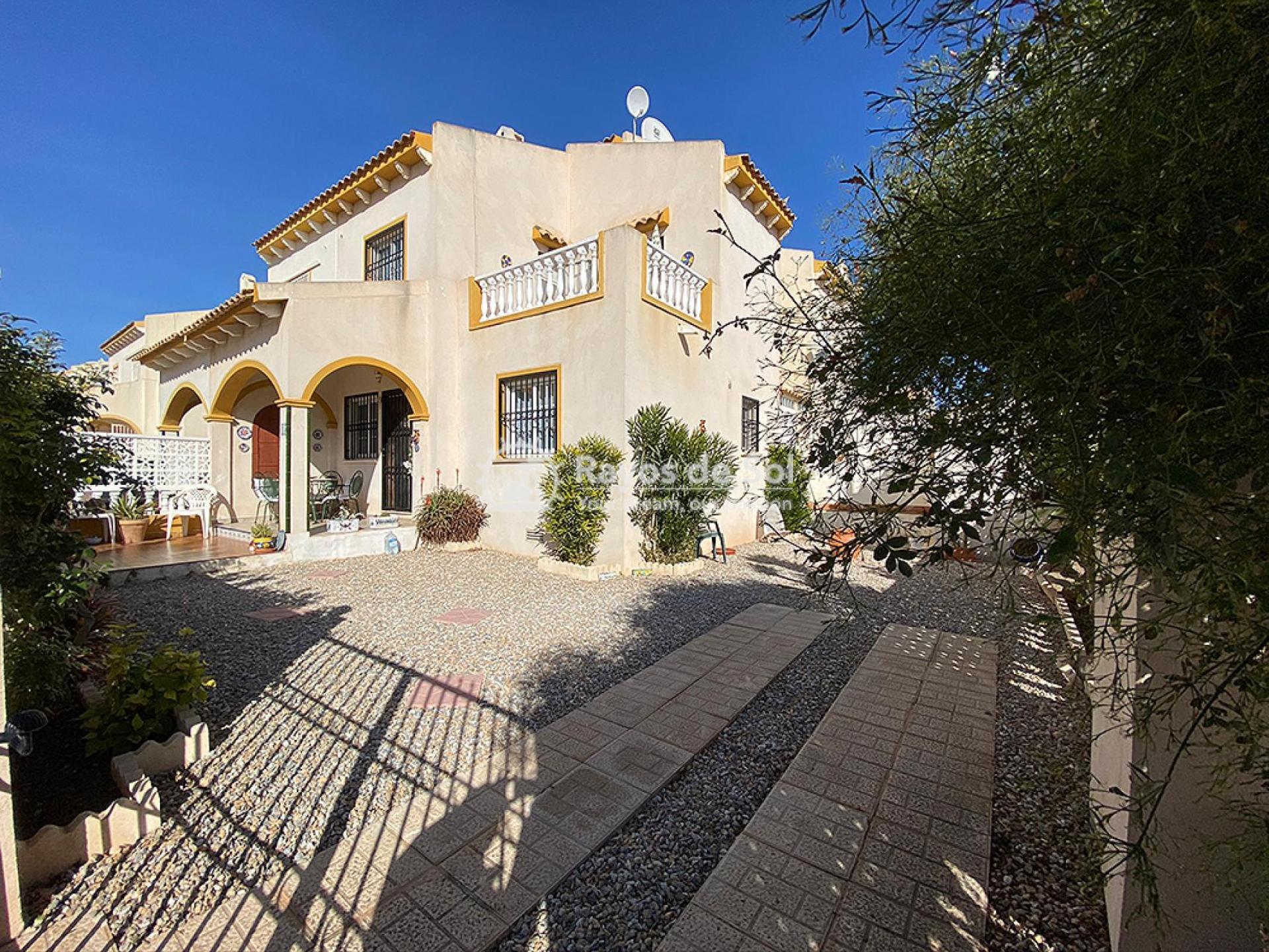 House  in Playa Flamenca, Orihuela Costa, Costa Blanca (mp597) - 2