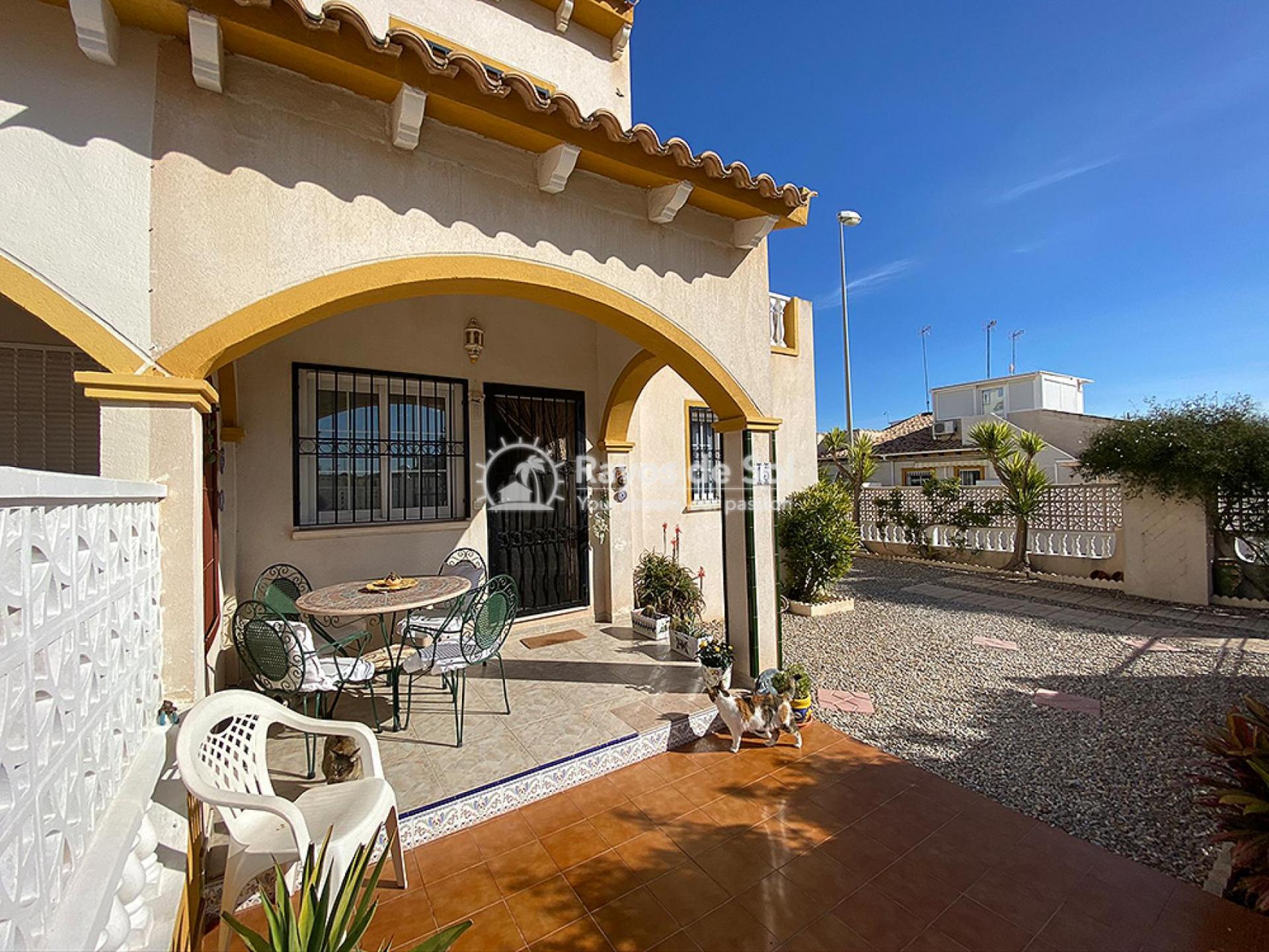 House  in Playa Flamenca, Orihuela Costa, Costa Blanca (mp597) - 3