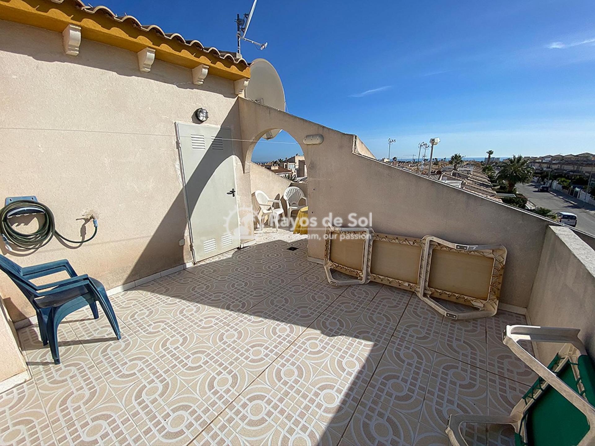 House  in Playa Flamenca, Orihuela Costa, Costa Blanca (mp597) - 22