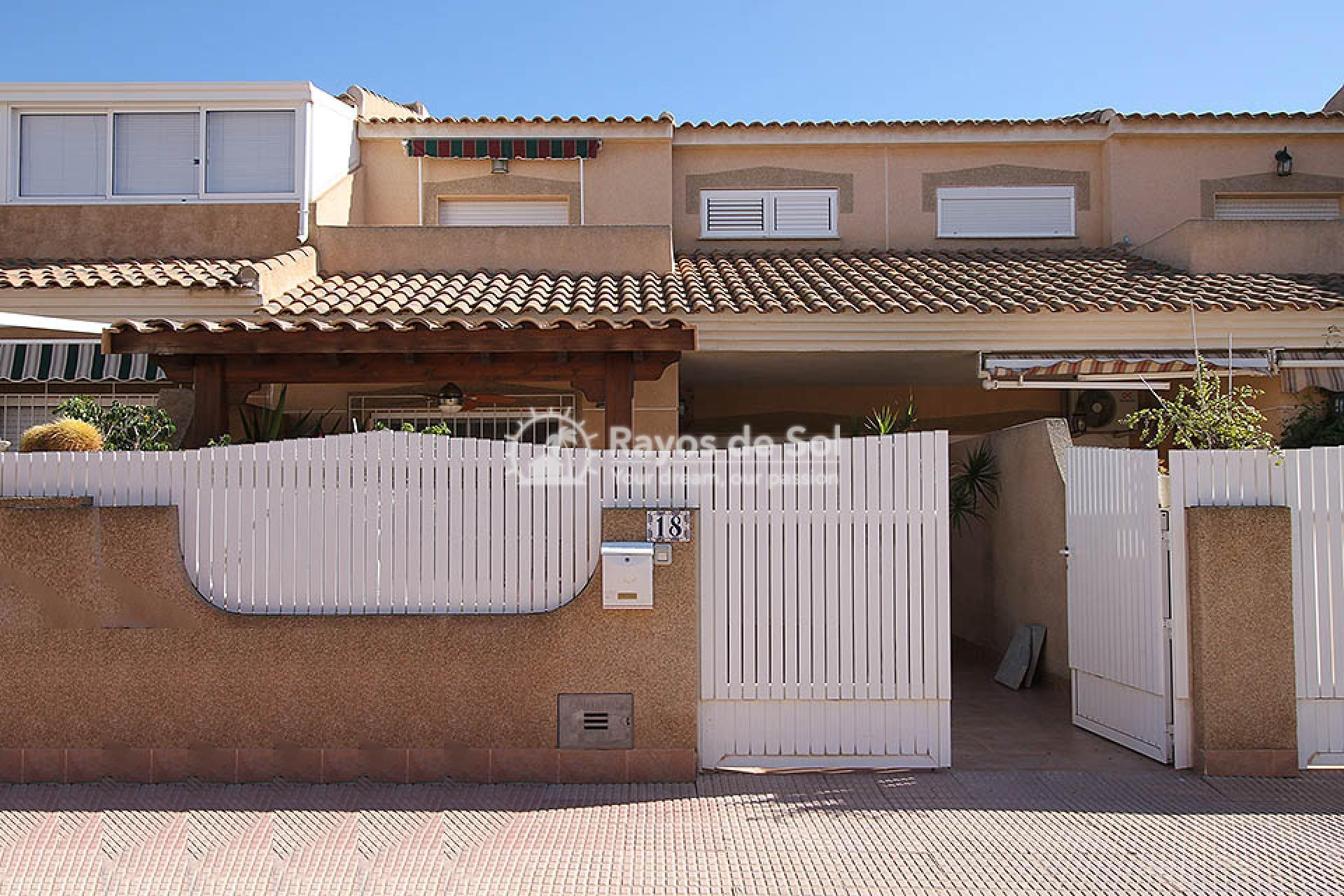 Townhouse  in Los Alcazares, Costa Cálida (mp591) - 1