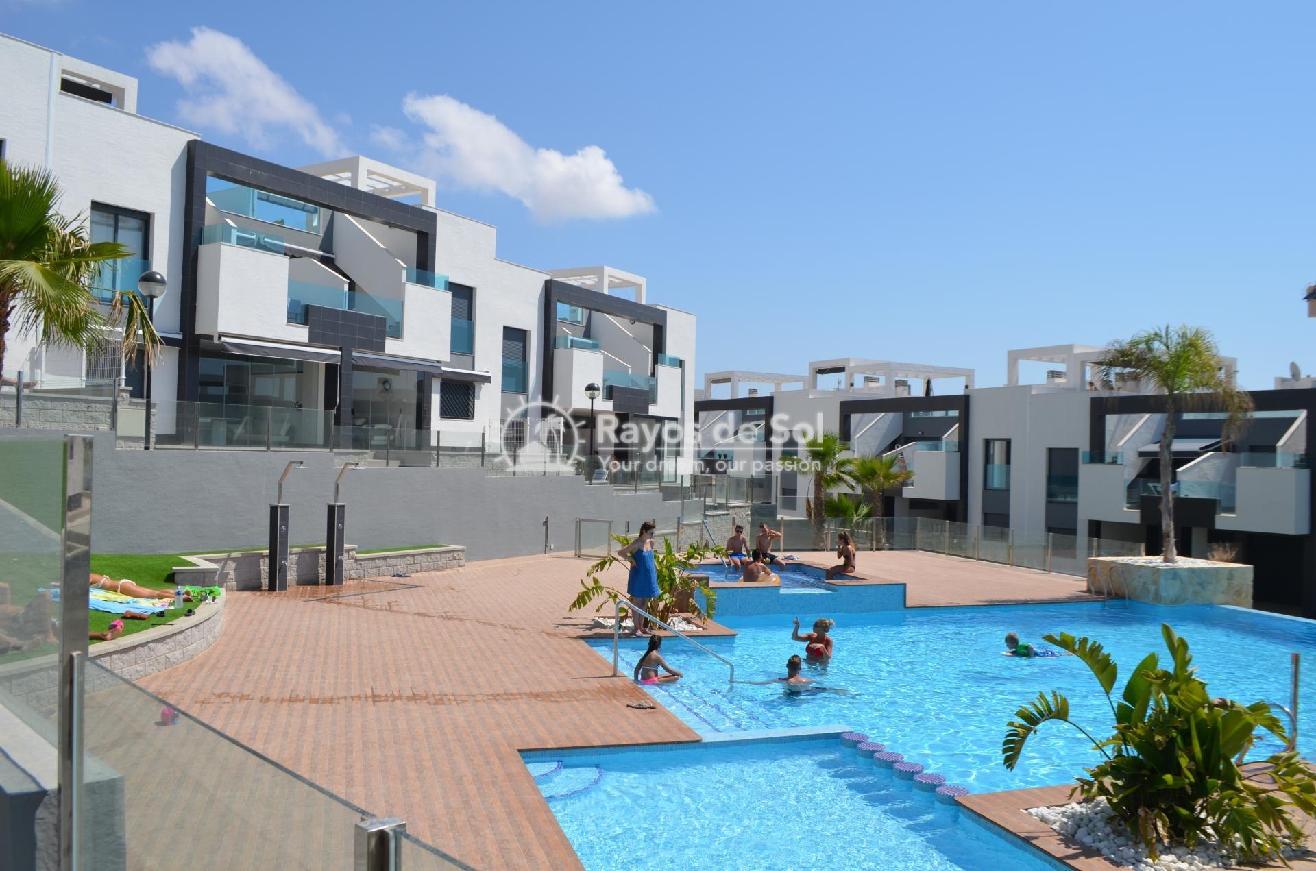 Apartment  in Punta Prima, Orihuela Costa, Costa Blanca (mp2028) - 1