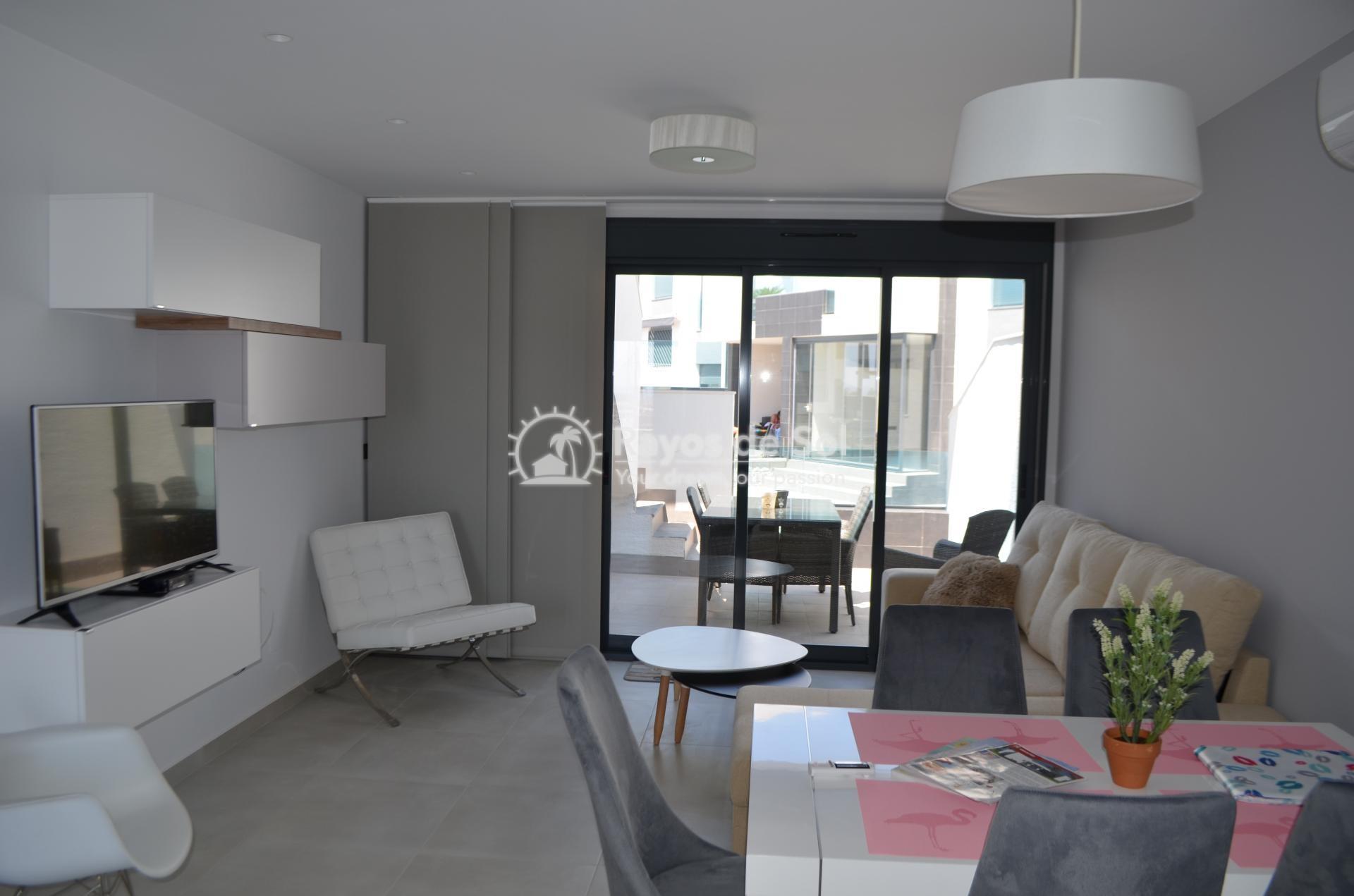 Apartment  in Punta Prima, Orihuela Costa, Costa Blanca (mp2028) - 3