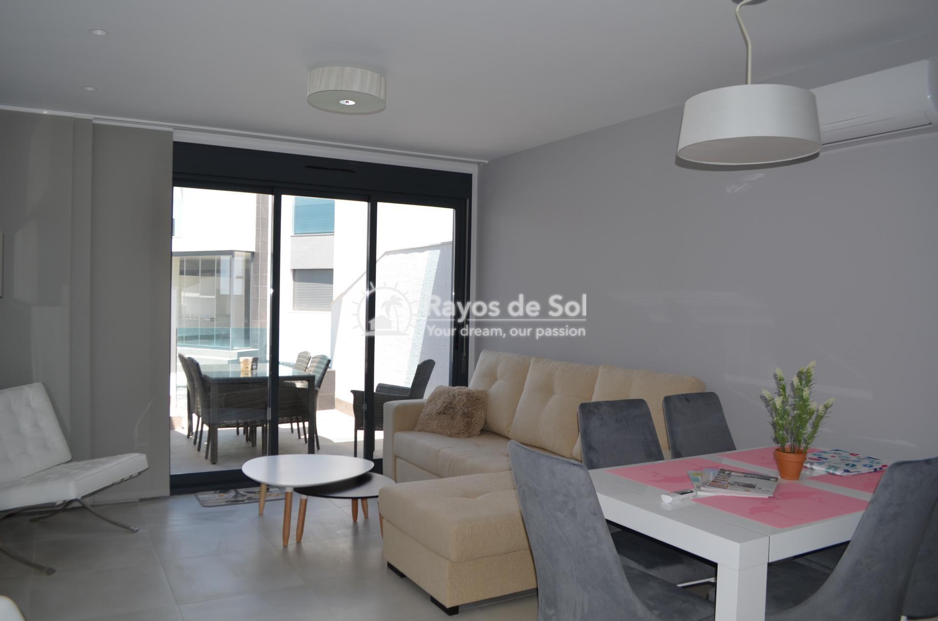 Apartment  in Punta Prima, Orihuela Costa, Costa Blanca (mp2028) - 4
