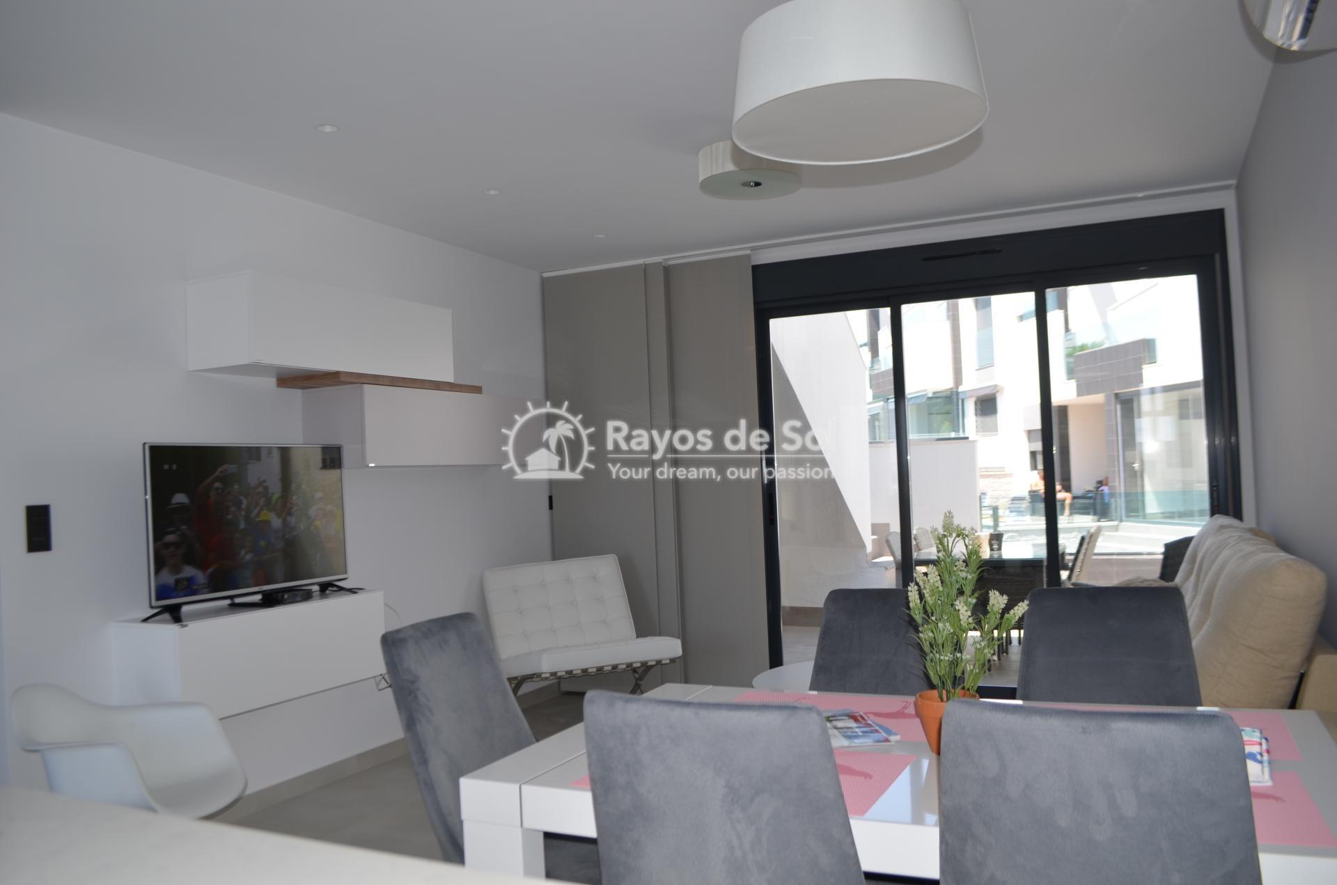 Apartment  in Punta Prima, Orihuela Costa, Costa Blanca (mp2028) - 6