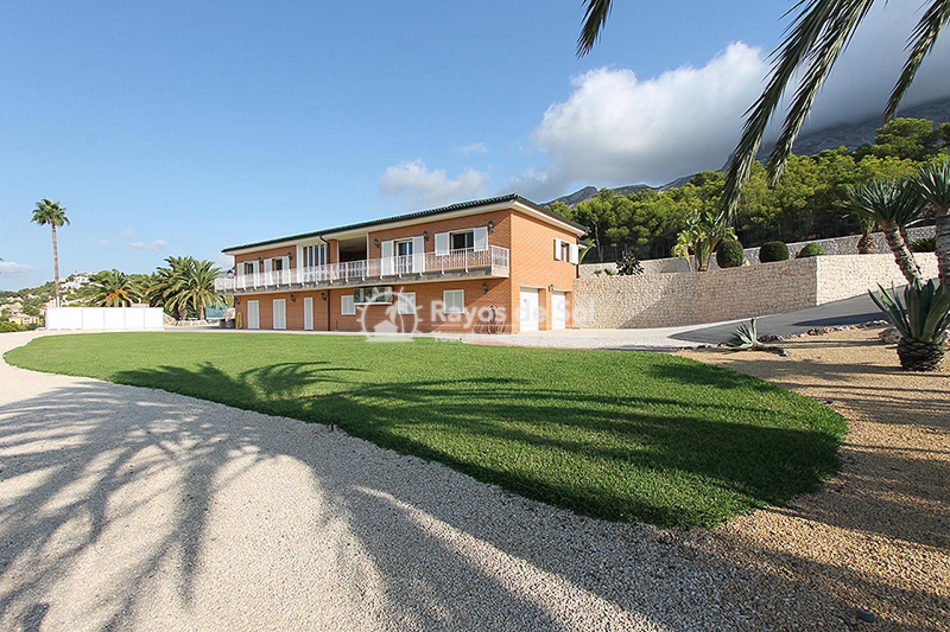 Villa  in Altea, Costa Blanca (mp784) - 1