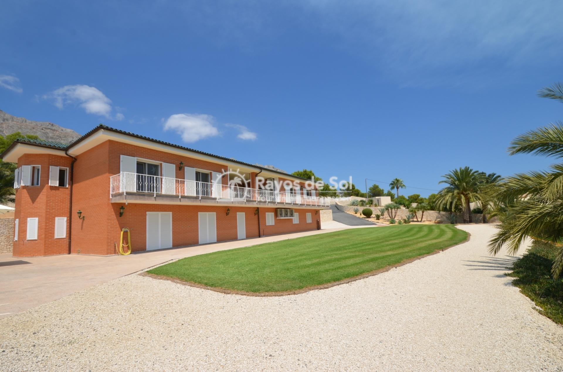Villa  in Altea, Costa Blanca (mp784) - 3