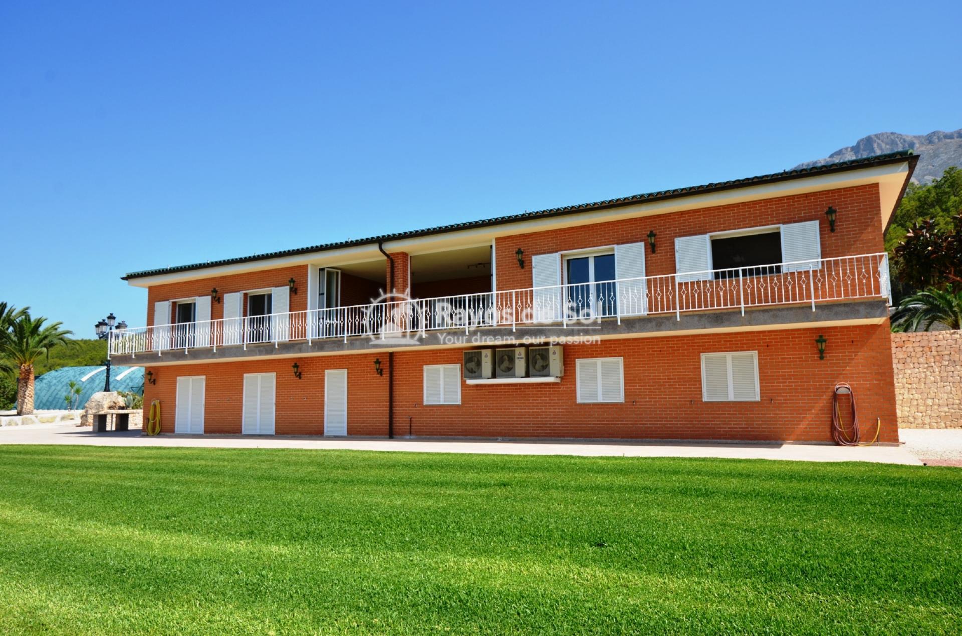 Villa  in Altea, Costa Blanca (mp784) - 4